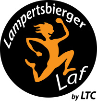 Lampertsbierger Laf by LTC - Logo Black